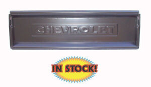 Counterpart 47 65050 C 1947 53 Chevy Pickup Chevrolet Logo Tailgate