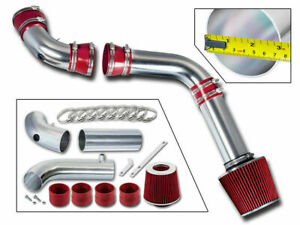 3 Red Cold Air Intake Racing System Filter For 94 97 Camaro Firebird 5 7l V8