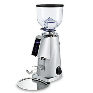 Fiorenzato F4 Electronic Espresso Grinder W Short Hopper Authorized Seller