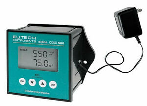 Oakton Wd 19505 40 Eutech Con 560 Conductivity Controller With 2 Relays