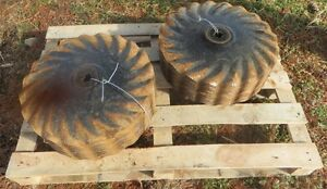 Vertical Tillage Disk Blades 20