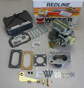 Weber Carb Conversion Kit Jeep Cj Willys 134 2 Cid 1950 1971 W carter Yf1 Carb