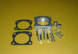 Throttle Body Spacer For 95 04 Toyota Tacoma Pickup Truck 2 4l 2 7l L4 1995 2004
