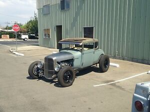 2 5 Model A Ford Coupe Sedan Pickup Roadster Highboy Hot Rod Frame