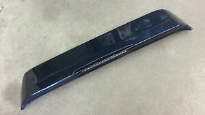 2006 Saab 93 5 Door Rear Spoiler