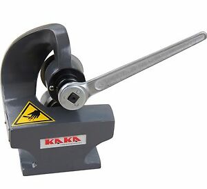 Kaka Industrial Mms 2 Multi purpose Light Weight Throatless Sheet Metal Shear