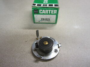 Carter 170 1523 Choke Unit