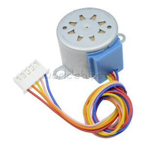 28byj 48 Valve Gear Stepper Motor Dc 12v 4 Phase Step Motor Arduino Top