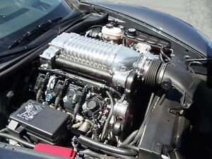 Corvette Ls3 2008 2013 Whipple Charger Supercharger Intercooled 2 9l Tuner Kit