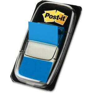 Post it Flags Value Pack Blue 1 In Wide 680be12