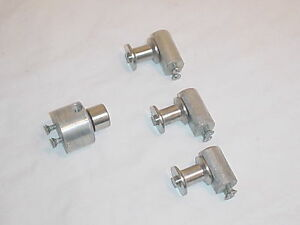 Vulcan Vfb12 Vfb6 Flashbake Oven Grill Rollers Complete Set Of 4 From Used Unit