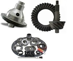 Ford 9 Inch 4 30 Ring And Pinion 31 Spline Posi Master Install Gear Pkg