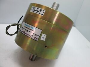 Warner Electric Mpc120 1 90 Magnetic Particle Clutch Voltage Rating 90vdc