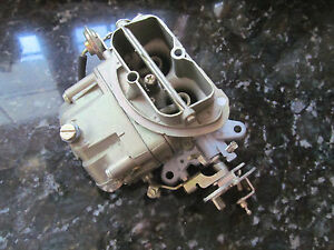 Rebuilt March 67 Dated Corvette Tri Power Carb 734