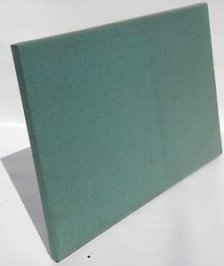 Herman Miller Ethospace 48 wx 16 h Wall Mint Green Fabric Tile For Cubicles