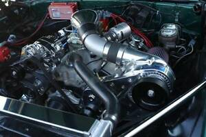 Procharger Chevy Sbc Bbc P 1sc Supercharger Serpentine Intercooled Kit Efi Carb