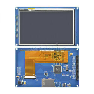 5 0 800x480 Tft Lcd Module Display Touch Panel Ssd1963 For 51 Avr Stm32