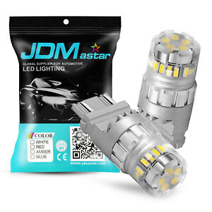 Jdm Astar 4014 48 Smd 3156 3056 White Super Bright Led Backup Reverse Light Bulb