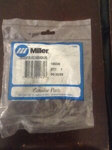 Miller 190249 Voltage Regulator For Legend 302 Engine Driven Welder generator