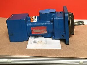 Colfax imo Aa3g nvppca118sc Three Screw Pump 19 Gpm 3525 102 Surplus Recondition