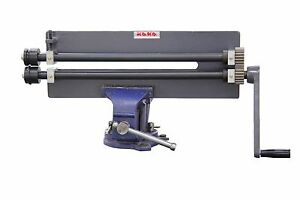 Kakaind Rm 18 18 Sheet Metal Fabrication Bead Roller Rotary Machine