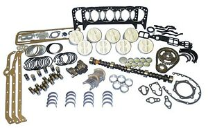 1969 Thru 1979 350 Chevy Torque Engine Kit Master Overhaul Kit Performance
