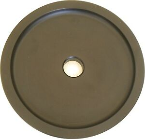 Backing Plate Adapter large For Lite Dual Chuck Brake Lathe Adapters