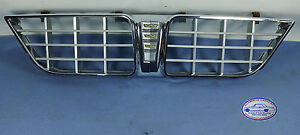 1963 Chrysler New Yorker Grill Grille Very Nice