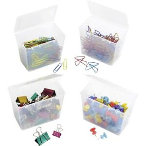 Acco reg Clip Pack Paper Clips Binder Clips Butterfly Clips Push Pins 625