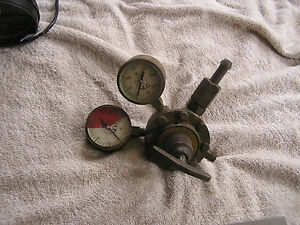 National Cylinder Gas Co Ul Torchweld Gauges Regulator Welding Welder