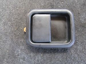2003 2004 2005 2006 Jeep Wrangler Outside Door Handle Passenger Right Full Door