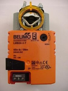 Belimo Lmb24 3 t Actuator Ships On The Same Day Of The Purchase