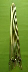 lot Of 10 4 Ft Universal Ground Rod 5 16 In Diameter 8 99 Ea Free Shipping