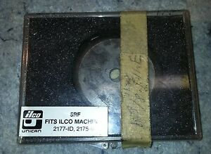 5rf Ilco Unican Corp Ilco Key Cutting Machine Cutter Lot No 1 2x 5rf Cutters