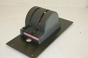 Filnor Knife Switch G 112084 Double Unit With Cover 250vdc 480vac 100a