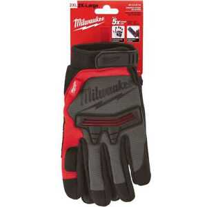 Milwaukee 48 22 8734 Demolition Gloves 2x large New