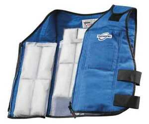 Techniche 6626 bluem l M l Phase Change Cooling Vest Blue