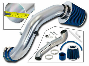 Cold Short Ram Air Intake Kit Blue For 02 06 Rsx Type S Only 2 0l I4 Full Set