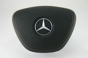Mercedes Steering Wheel Airbag S Class W222 S550 S63 Amg 14 15