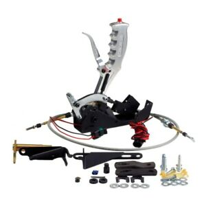 Hurst 3162020 Pistol Grip Shifter Th 350 Th 400 Automatic Transmission W Switch
