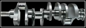 Scat 4 000 Stroke Forged Steel Ford Clev Mod Crankshaft P N 4 351c 4000 6200