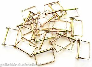 100 Goliath Industrial 5 16 Square Canopy Pto Trailer Hitch Pins Scptc516 Awning