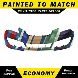 New Painted To Match Front Bumper Cover For 2010 2012 Hyundai Genesis Coupe