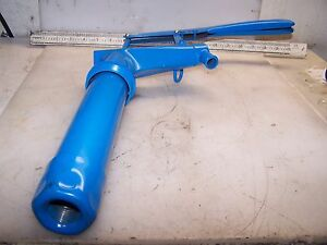 New Macnaught Model A2 01 Level Action Manual Drum Pump 3 4 Npt