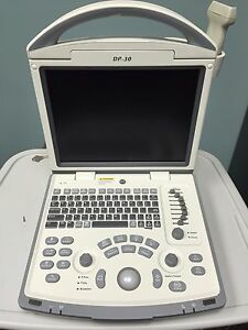 Mindray Dp 30 Ultrasound Diagnostic Imaging Device