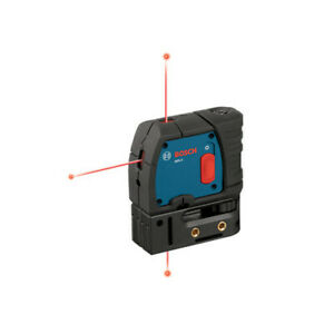 Bosch 1 5v 3 point Self leveling Alignment Laser Gpl3 Recon