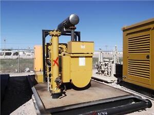 Cat 150 Kw Natural Gas Genset G3406 Engine 480 Volt