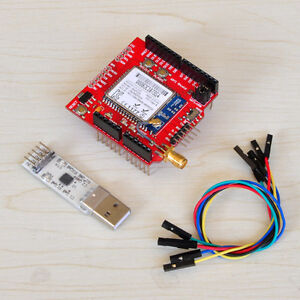Wifi Shield Kit For Arduino 802 11 B g n Uart Ttl Communicate