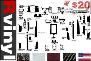 Rdash Dash Kit For Ford Expedition 1997 1998 Auto Interior Decal Trim