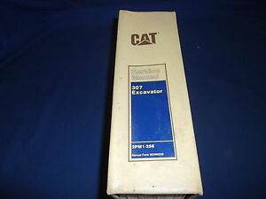 Cat Caterpillar 307 Excavator Service Shop Repair Book Manual S n 2pm1 256